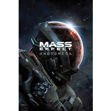 Poster Mass Effect - Andromeda
