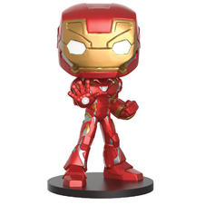 Figurine Tête branlante Marvel Civil War Wobblers -