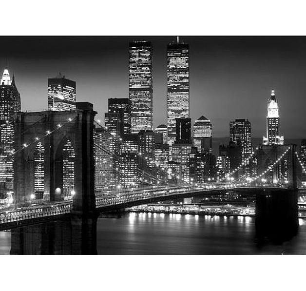 poster xxl new york brooklyn richard berenholtz posters xxl commandez d s maintenant close up. Black Bedroom Furniture Sets. Home Design Ideas