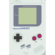"Poster Nintendo ""Gameboy Classic"""