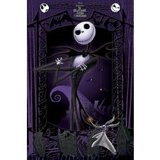 Poster Nightmare Before Christmas -