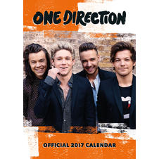Calendrier 2017 - One Direction