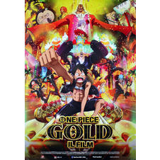Poster One Piece Gold -