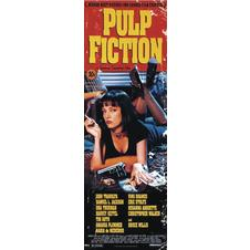 PULP FICTION POSTER, Affiche