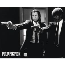 Poster Pulp Fiction pistolets