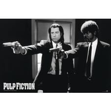 POSTER XXL PULP FICTION