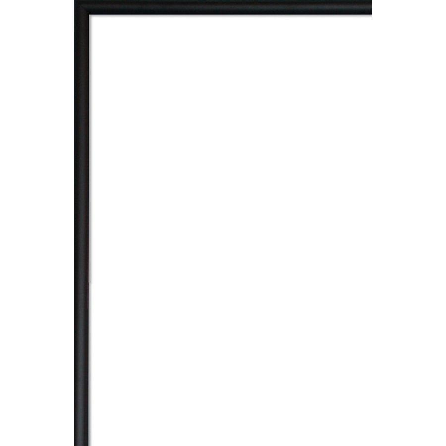 cadre poster noir grand format 61 x 91 5. Black Bedroom Furniture Sets. Home Design Ideas