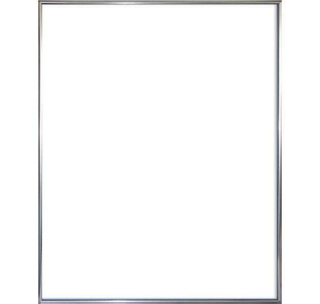 cadre pour poster en plastique argent format 40 x 50 cm cadres commandez d s maintenant. Black Bedroom Furniture Sets. Home Design Ideas