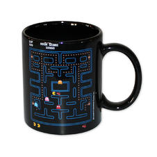 Tasse Pac-Man thermo-sensible