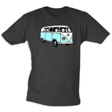 T-Shirt Bus Peace