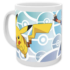 "Tasse Pokemon, ""I Choose you"""