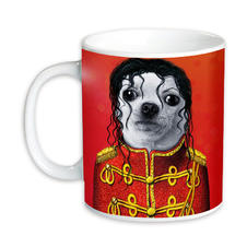 "Tasse Pets Rock ""Pop"""