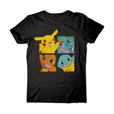 T-SHirt Pokémon - Pikachu & Friends