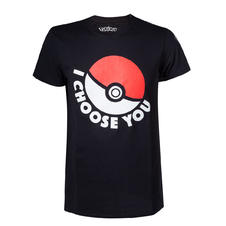 T-Shirt Pokémon - I Choose You