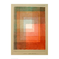 Impression d'art Paul Klee -