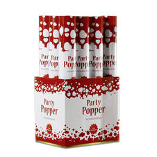 Tube de confetti Party Popper - Love