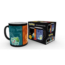 Tasse thermosensible Pokémon -