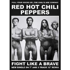 RED HOT CHILI PEPPERS, Poster, Affiche