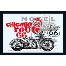 Miroir Route 66 Chicago