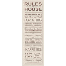 Reproduction Rules of the House