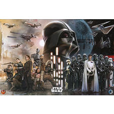 Poster Rogue One: A Star Wars Story -
