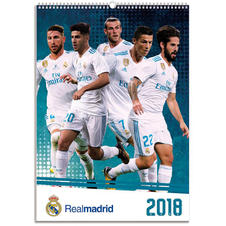 Calendrier 2018 Real Madrid