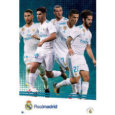 Poster Real Madrid -