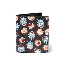 Porte-monnaie Rick and Morty -