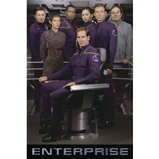 STAR TREK ENTERPRISE, Poster, Affiche