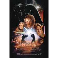 STAR WARS EPISODE III POSTER, Affiche