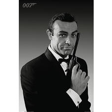 Poster Sean Connery (James Bond)