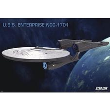 POSTER STAR TREK XI ENTERPRISE