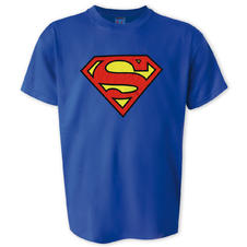 SUPERMAN T-SHIRT LOGO