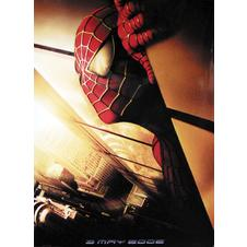 Poster Spiderman - the Movie 2001