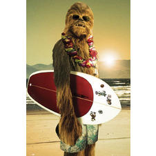 Poster Star Wars Chewbacca