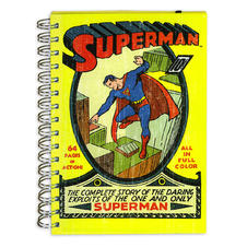 Bloc note Superman DIN A5