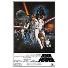 "Poster ""Star Wars"""