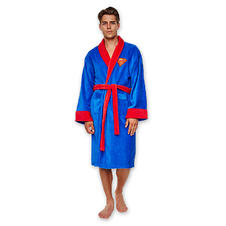 Robe de chambre Superman Luxus