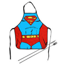 Ensemble pour barbecue Superman