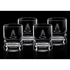 Ensemble de verres Star Trek U.S.S. Enterprise