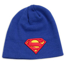 Bonnet Superman Logo 3D