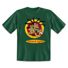"T-Shirt ""Stoned Again """
