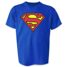 T-SHirt Superman 3D Logo