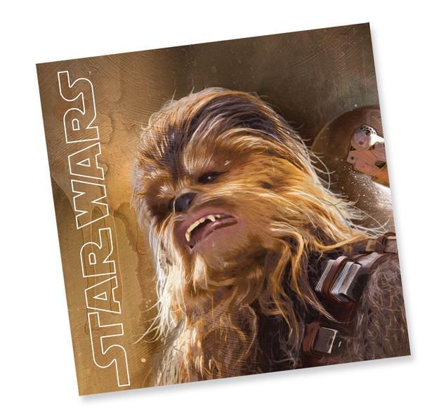 star wars 7 kissen chewbacca bei close up im shop. Black Bedroom Furniture Sets. Home Design Ideas