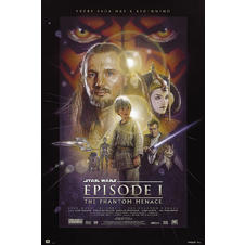 Poster Star Wars : Épisode I
