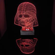 "Lampe Star Wars ""Dark Vador"""