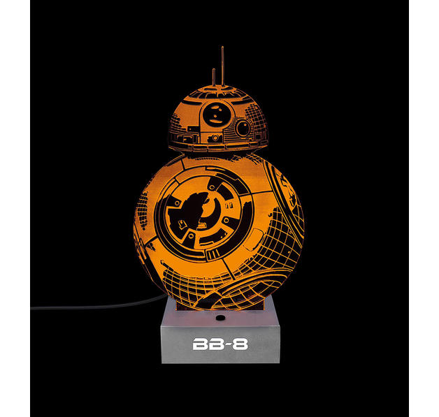"Lampe Star Wars : Épisode VII ""BB-8"""