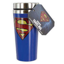 "Mug thermos Superman ""logo"""