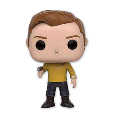 Figurine Pop! Vinyl Star Trek -