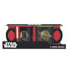 Set de 2 mini-tasses Star Wars -